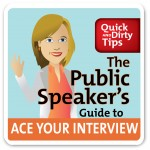 The Public Speaker's Guide to Ace Your Interview